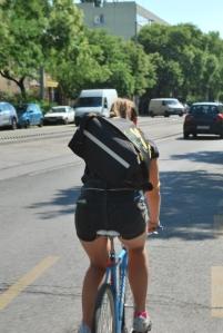 Kerékpáros kiegészítők