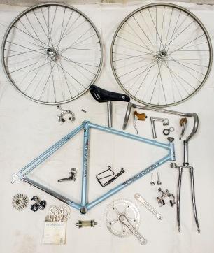 Általunk restaurált veterán kerékpárok