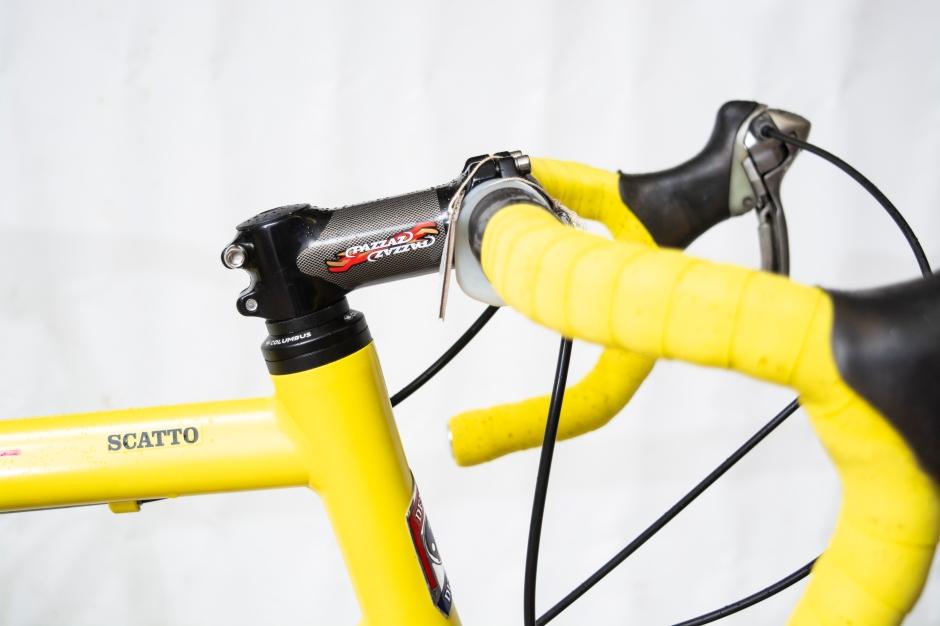Denti italian road bicycle